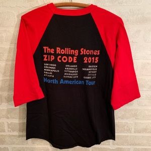 Tops - ROLLING STONES Band Shirt
